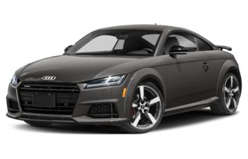 2021 Audi TT - Python Yellow Metallic
