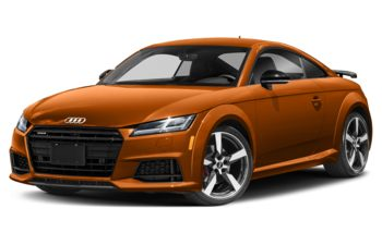 2021 Audi TT - Chronos Grey Metallic