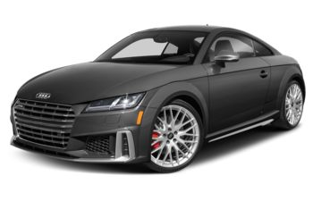 2020 Audi TTS - Nano Grey Metallic