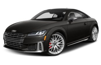 2019 Audi TTS - Mythos Black Metallic