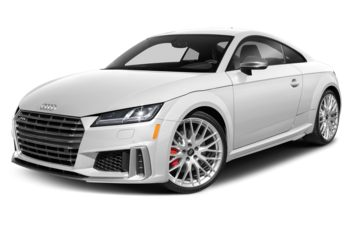 2021 Audi TTS - Glacier White Metallic