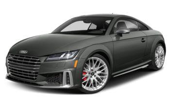 2021 Audi TTS - Daytona Grey Pearl Effect