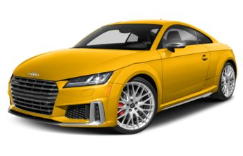 2020 Audi TTS - Vegas Yellow