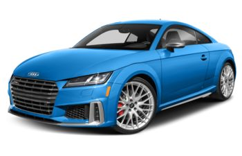 2020 Audi TTS - Turbo Blue