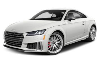 2021 Audi TTS - Ibis White