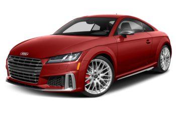 2019 Audi TTS - Tango Red Metallic