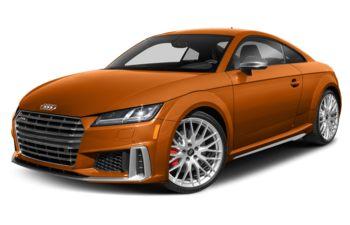 2019 Audi TTS - Pulse Orange
