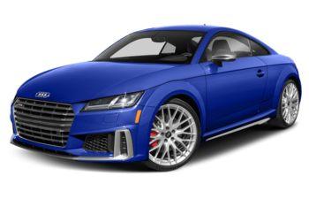 2021 Audi TTS - Navarra Blue Metallic