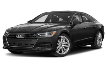 2021 Audi A7 - Brilliant Black