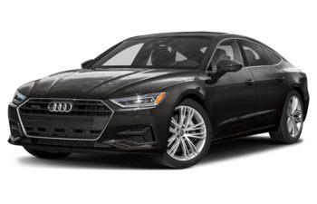 2020 Audi A7 - Mythos Black Metallic