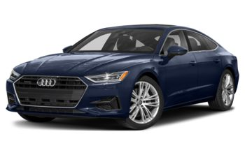 2019 Audi A7 - Soho Brown Metallic