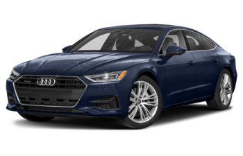 2020 Audi A7 - Navarra Blue Metallic