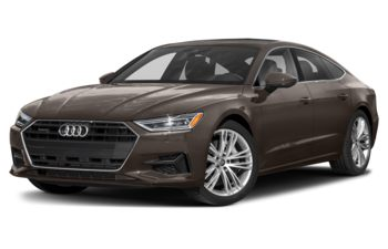 2020 Audi A7 - Soho Brown Metallic