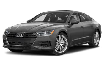 2021 Audi A7 - Typhoon Grey Metallic