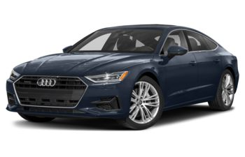 2020 Audi A7 - Firmament Blue Metallic