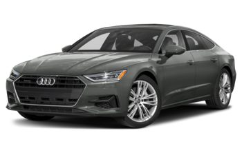 2021 Audi A7 - Daytona Grey Pearl Effect