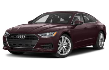 2020 Audi A7 - Seville Red Metallic