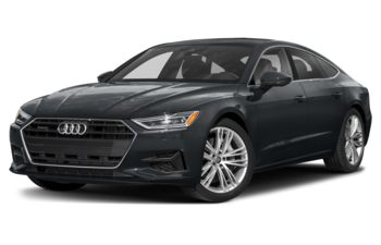 2019 Audi A7 - Brilliant Black