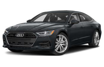 2020 Audi A7 - Vesuvius Grey
