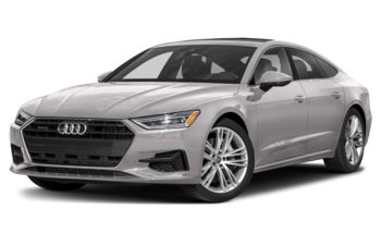 2020 Audi A7 - Florett Silver Metallic