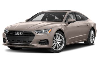 2021 Audi A7 - Diamond Beige Metallic