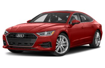 2020 Audi A7 - Tango Red Metallic