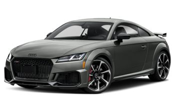 2021 Audi TT RS - Daytona Grey Pearl Effect