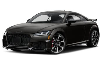 2021 Audi TT RS - Mythos Black Metallic