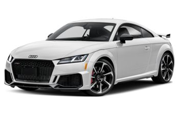 2019 Audi TT RS - Glacier White Metallic