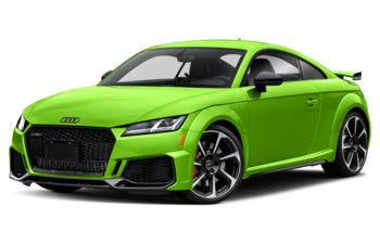 2021 Audi TT RS - Kyalami Green