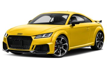 2019 Audi TT RS - Kyalami Green Metallic