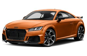 2019 Audi TT RS - Vegas Yellow