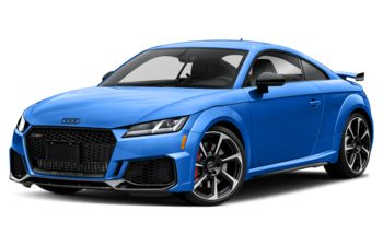 2021 Audi TT RS - Turbo Blue
