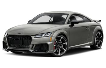 2019 Audi TT RS - Nardo Grey