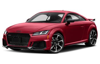 2019 Audi TT RS - Tango Red Metallic