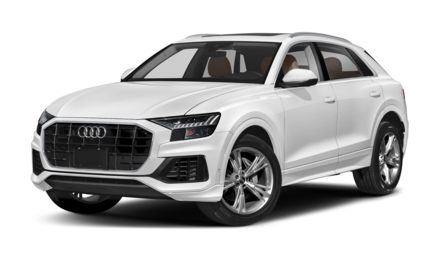 2019 Audi Q8 55 Progressiv