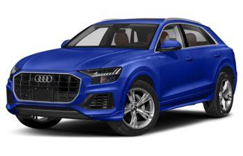 2019 Audi Q8 - Navarra Blue Metallic