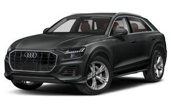 2020 Audi Q8 - Orca Black Metallic
