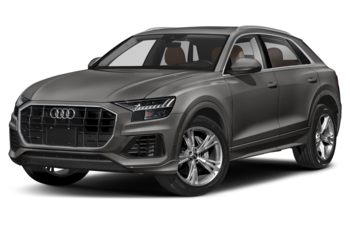 2019 Audi Q8 - Samurai Grey Metallic