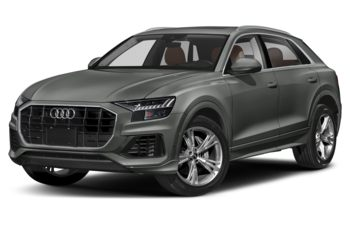 2019 Audi Q8 - Daytona Grey Pearl Effect