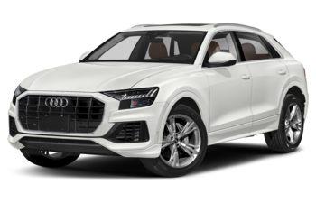 2019 Audi Q8 - Florett Silver Metallic