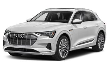 2019 Audi e-tron - Antigua Blue Metallic