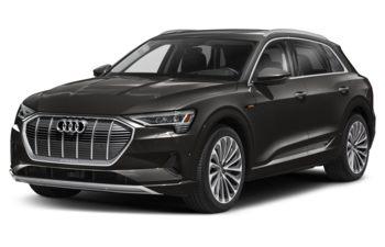 2021 Audi e-tron - Glacier White Metallic