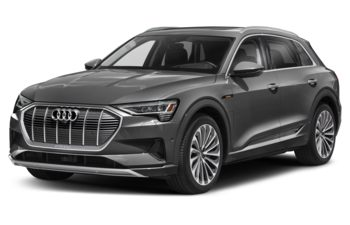2019 Audi e-tron - Typhoon Grey Metallic