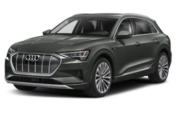 2020 Audi e-tron - Daytona Grey Pearl