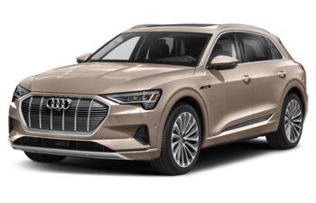 2021 Audi e-tron - Siam Beige Metallic