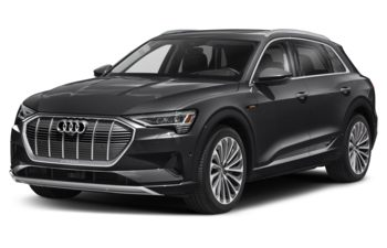 2021 Audi e-tron - Manhattan Grey Metallic