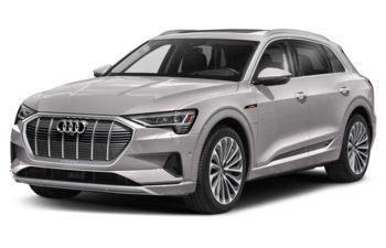 2019 Audi e-tron - Florett Silver Metallic