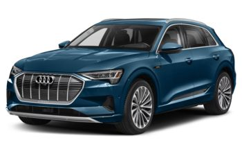 2021 Audi e-tron - Galaxy Blue Metallic