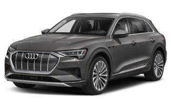 2021 Audi e-tron - Navarra Blue Metallic